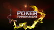POKER TOURNAMENT Text in Particle (Double Version) - HD1080