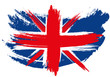 Union Jack Flag Sketched - 41770191