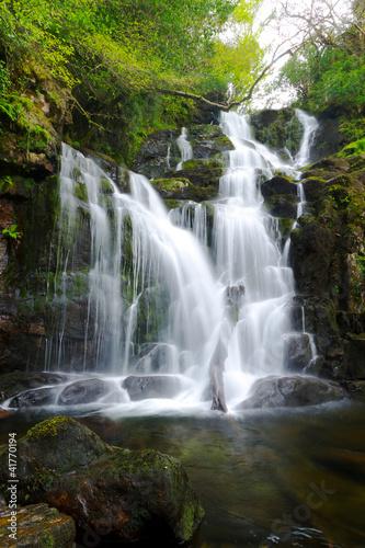 Obraz Torc waterfall in Killarney National Park, Ireland