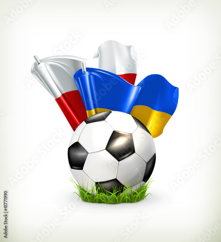 European Football Championship 2012, vector