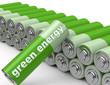 Die grüne Energie