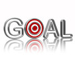 Goal with target