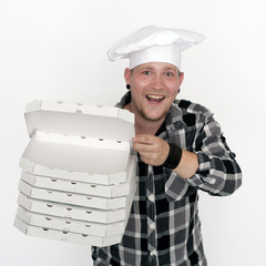 Pizzabringdienst