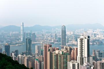 Asiens Metropole- Hong Kong