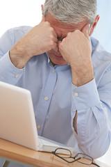 Ordinateur - Fatigue, Stess & Harcèlement