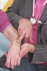 Dermatologie - Examen personne âgée