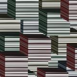 Imaginative cube color wallpaper poster