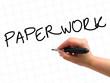 Paperwork Handwritten