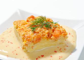 soufflé au saumon 3