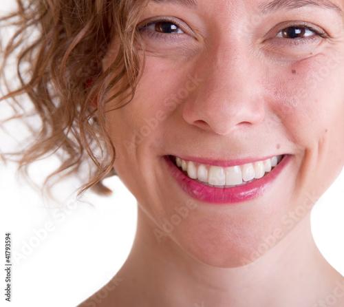 Hübsches Lächeln