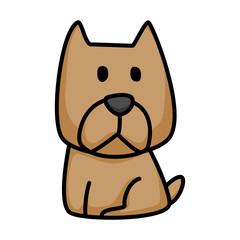 Dog Mascot 11