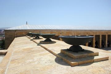 mausoleum of ataturk founder of turkey