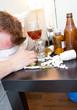 addict's night table