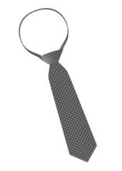 3d render of tie (male cloth)