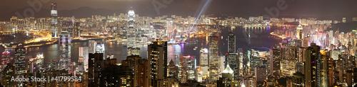 Panorama Hongkong - 41799584