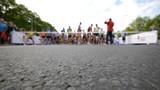 HD - Marathon. Starting line