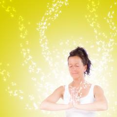 Himmlisches Yoga