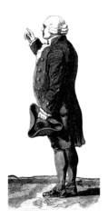 Man - 18th century