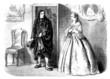 Постер, плакат: Napoleon & Josephine