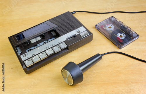 Old Audio Recorder