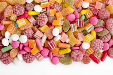 Gemischte Süßigkeiten