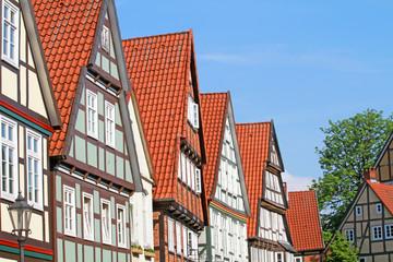 Fachwerkensemble in Celle