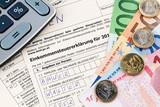 Österreichische Einkommensteuer Erklärung - 41808336