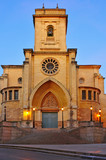 Cathedral of Juan de Albacete, in Albacete, Spain