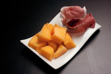 Proscutto e melone