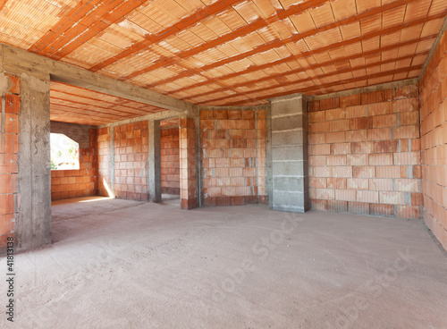 New construction interior