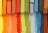 Fototapety dried pastels