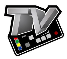 Remote televison icon