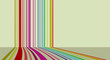 Color art lines