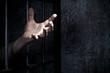 Hand of the prisoner