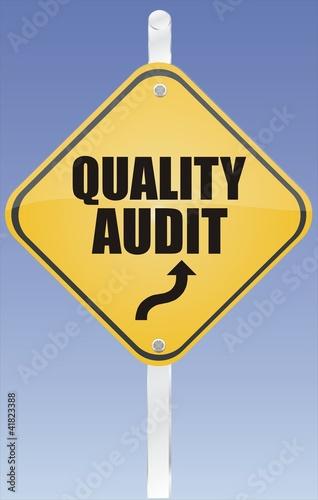 panneau quality audit