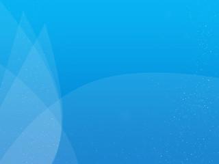 Blue background Alanyja, cleanleaf design