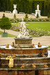 Fountain from Versailles palace, France