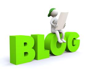 3D Man Blog