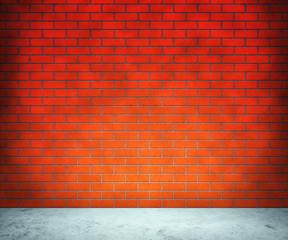 Red Brick Room
