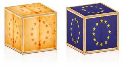 european old box