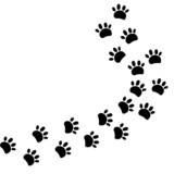animal walk print
