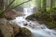 Fototapeten,wasser,bergwandern,Wasserfall,wasserkraft