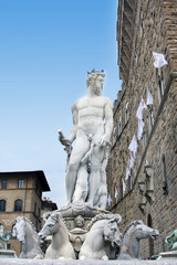 Sculpture of David , Florence , Italy