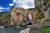 beautiful villages of Italy - Cinque terre