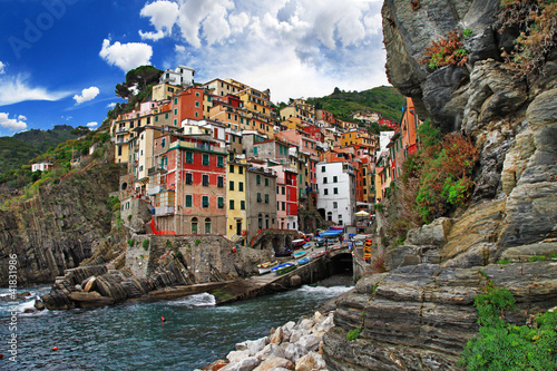 beautiful villages of Italy - Cinque terre