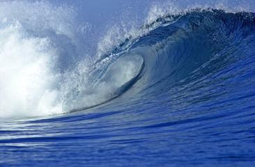Ocean barrel