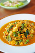thai curry with spicy