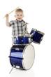 Happy Little Drummer Boy