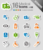 Stickers - Medical icons