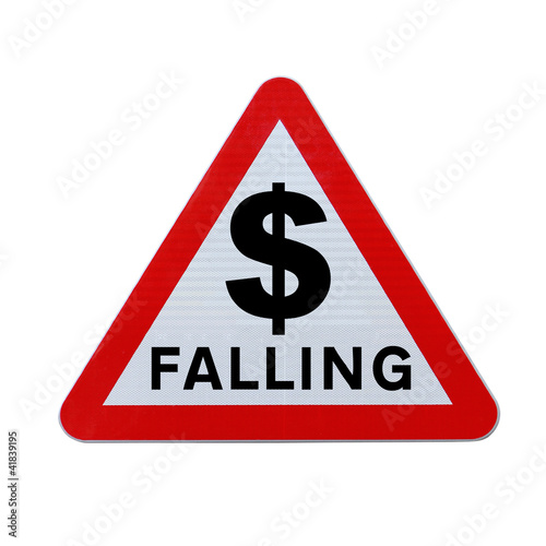 Dollar Depreciation Warning Sign